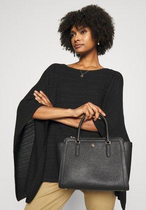 BROOKE 27 SATCHEL MEDIUM - Handbag - black