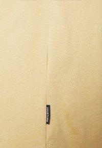 YOURTURN - UNISEX - T-shirts basic - tan - 6