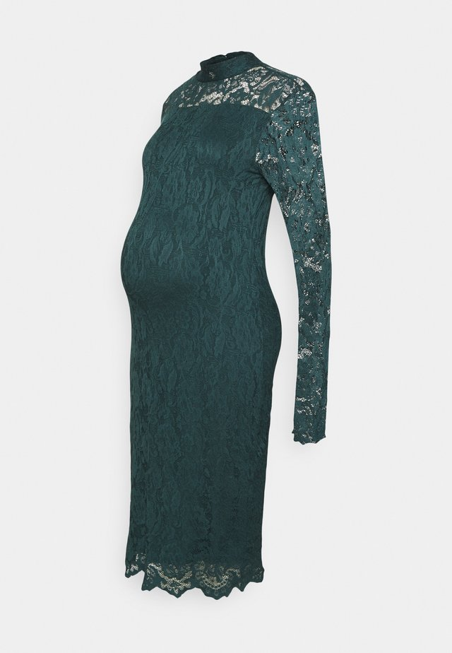 DRESS  - Day dress - ponderosa pine