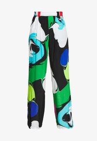 Desigual - DESIGNED BY MR. CHRISTIAN LACROIX PANT FENIX - Pantaloni - multicoloured - 3