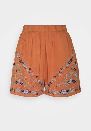 YASCHELLA FEST - Shorts - autumn leaf