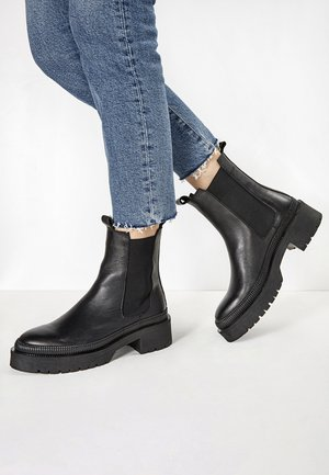 Classic ankle boots - black blk