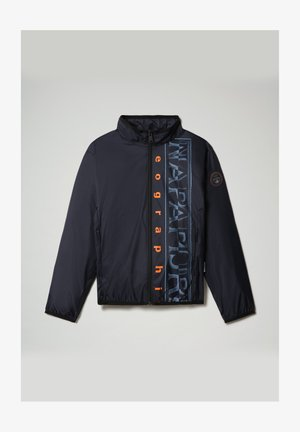 ADYR - Winter jacket - blu marine