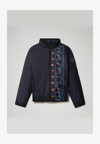 ADYR - Winter jacket - blu marine