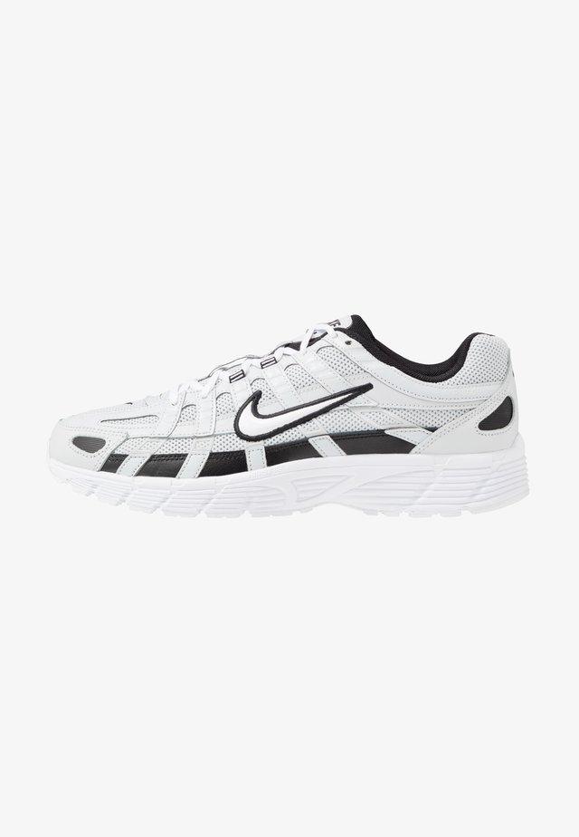 P-6000 - Sneakers - pure platinum/white/black
