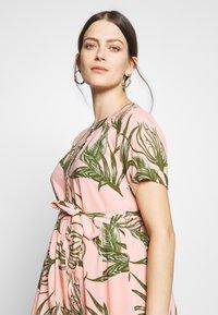 MAMALICIOUS - MLDARLING LIA DRESS - Vestido informal - mellow rose - 3