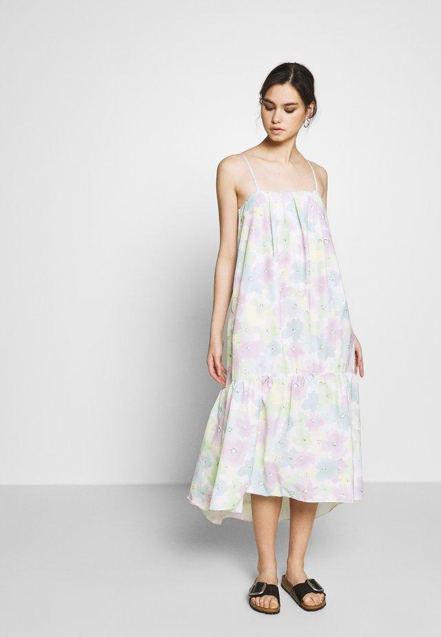 THE TRAPEZE DRESS - Robe d'été - off-white