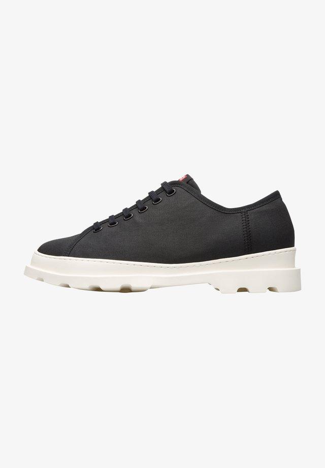 Zapatos con cordones - schwarz