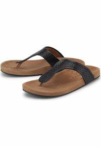 Belmondo - T-bar sandals - schwarz - 1