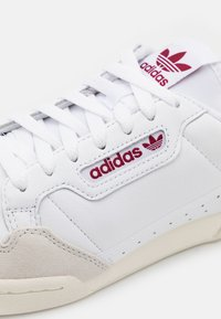 adidas Originals - CONTINENTAL 80 SPORTS INSPIRED SHOES UNISEX - Sneakers - footwear white/burgundy/offwhite - 7