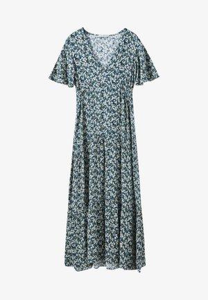 Maxi šaty - green