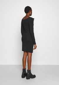 Vivienne Westwood - ELIZABETH DRESS - Jersey dress - black - 2