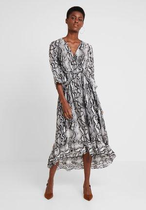 DRESS - Maxi dress - offwhite/multi color