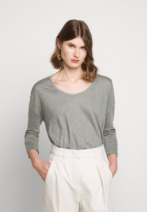 WOMENS - Long sleeved top - dusty pine
