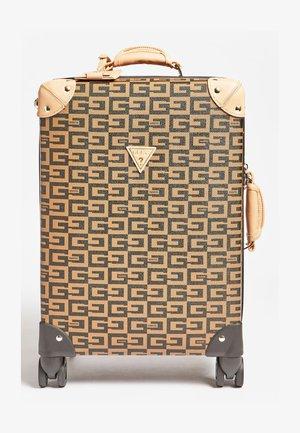 Valise à roulettes - braun