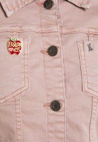 Frieda & Freddies - JACKET - Denim jacket - infinity rose - 2