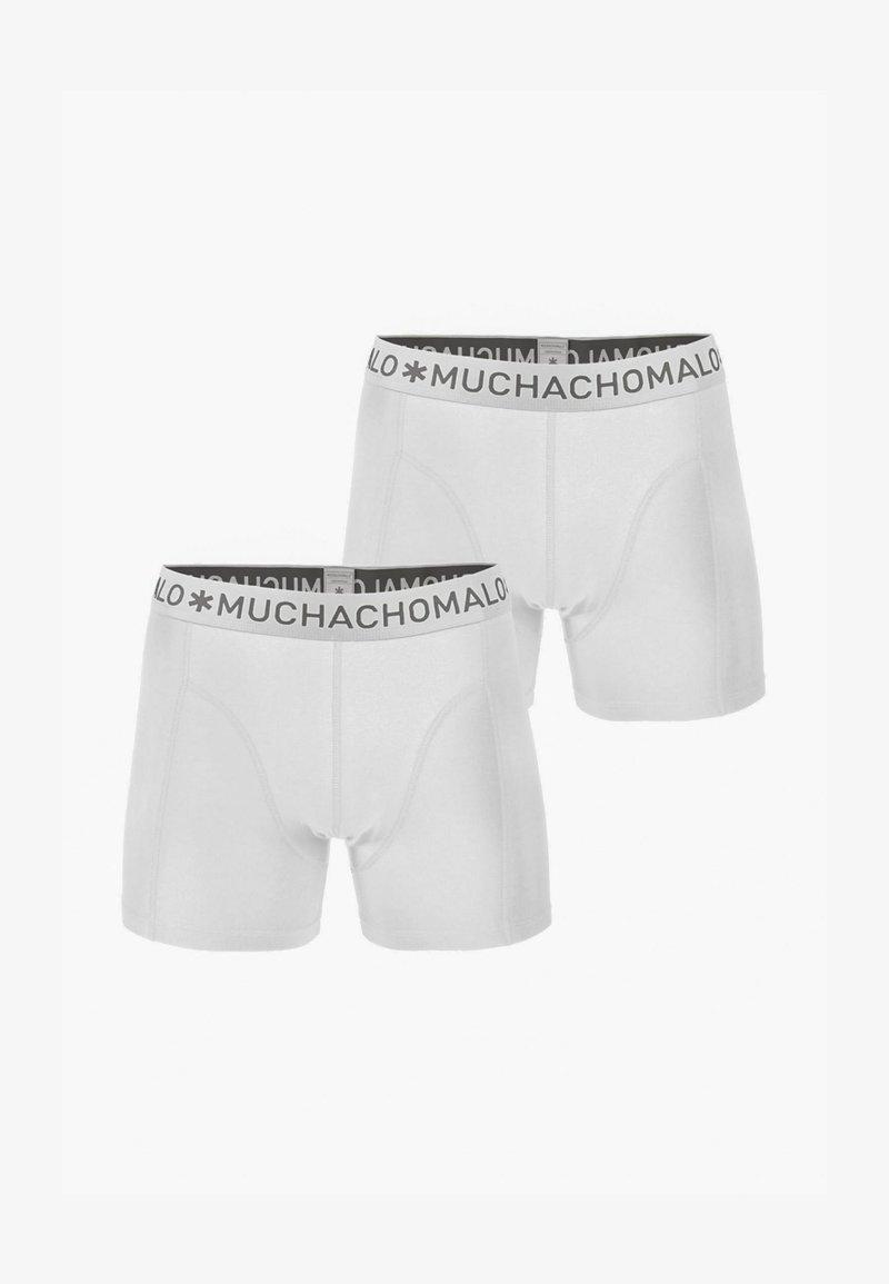 MUCHACHOMALO - 2ER PACK - Boxerky - white