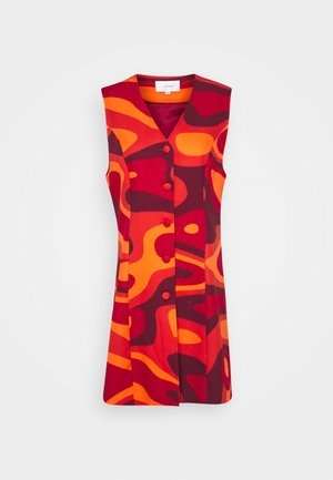 TINA VEST - Vesta - orange