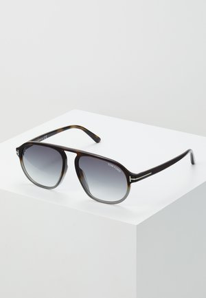 Sunglasses - havana/grey