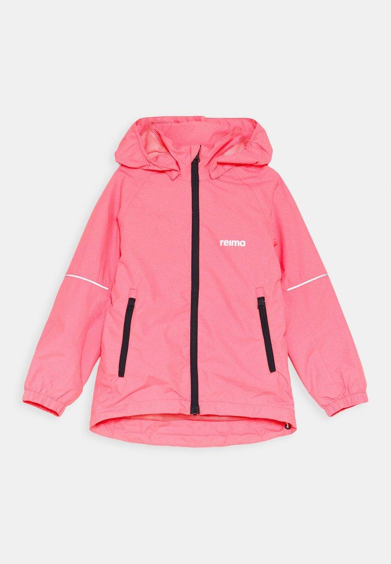 Reima - FISKARE JACKET - Vodotěsná bunda - neon pink