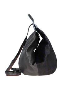 Gabs - GRETA - Handbag - zebra violet-black - 3