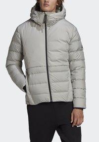 adidas Performance - URBAN COLD.RDY PRIMEGREEN OUTDOOR DOWN JACKET - Down jacket - grey - 4