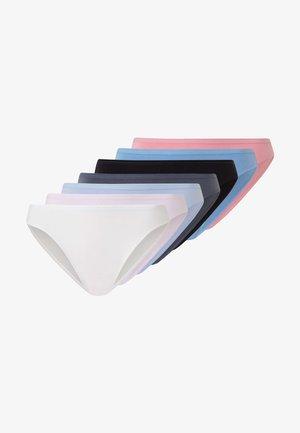 7 PACK - Alushousut - pink