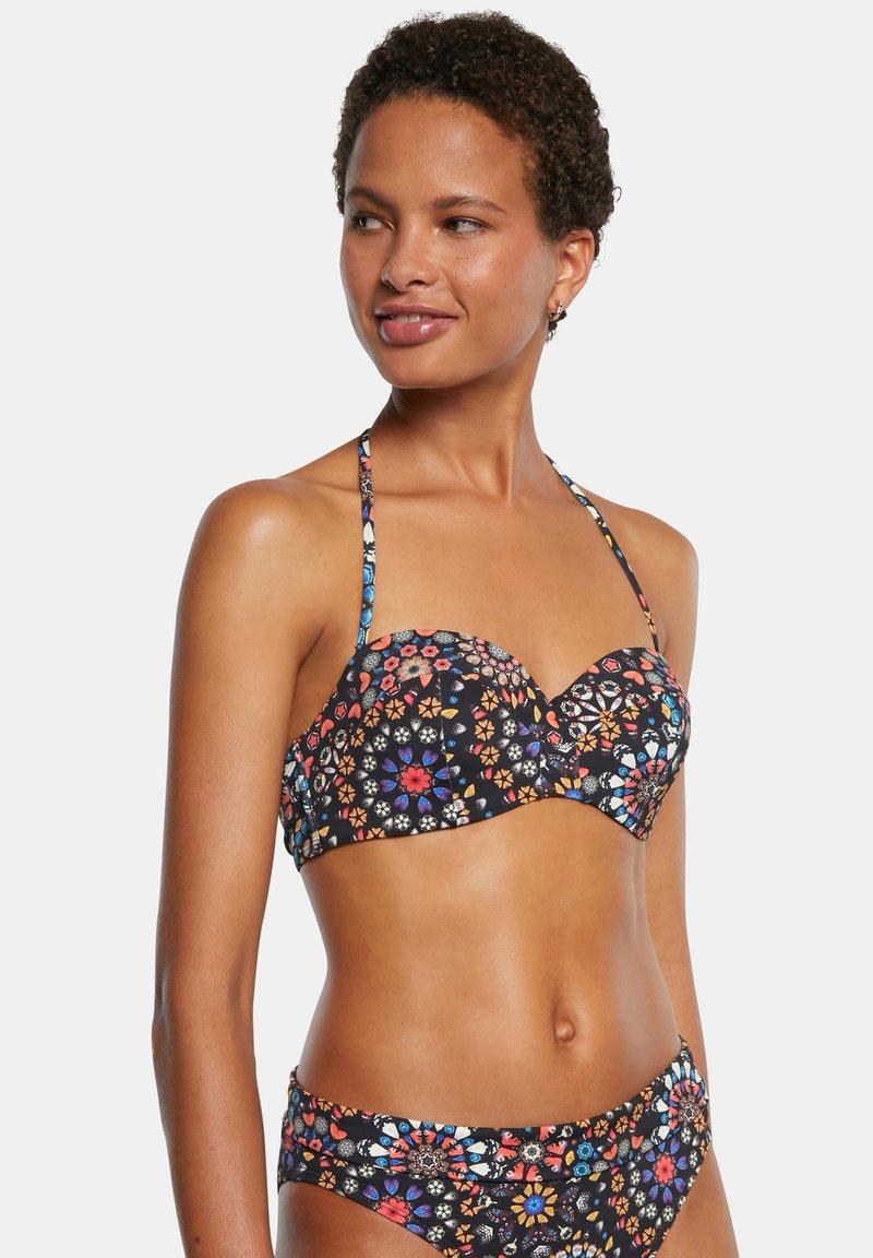 Desigual - Bikini top - black