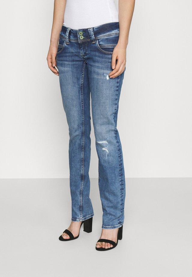 VENUS - Jeans a sigaretta - denim