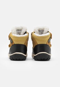 Geox - OMAR BOY WPF - Winter boots - yellow/blue - 2