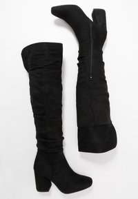 New Look - DELIGHT - High heeled boots - black - 3