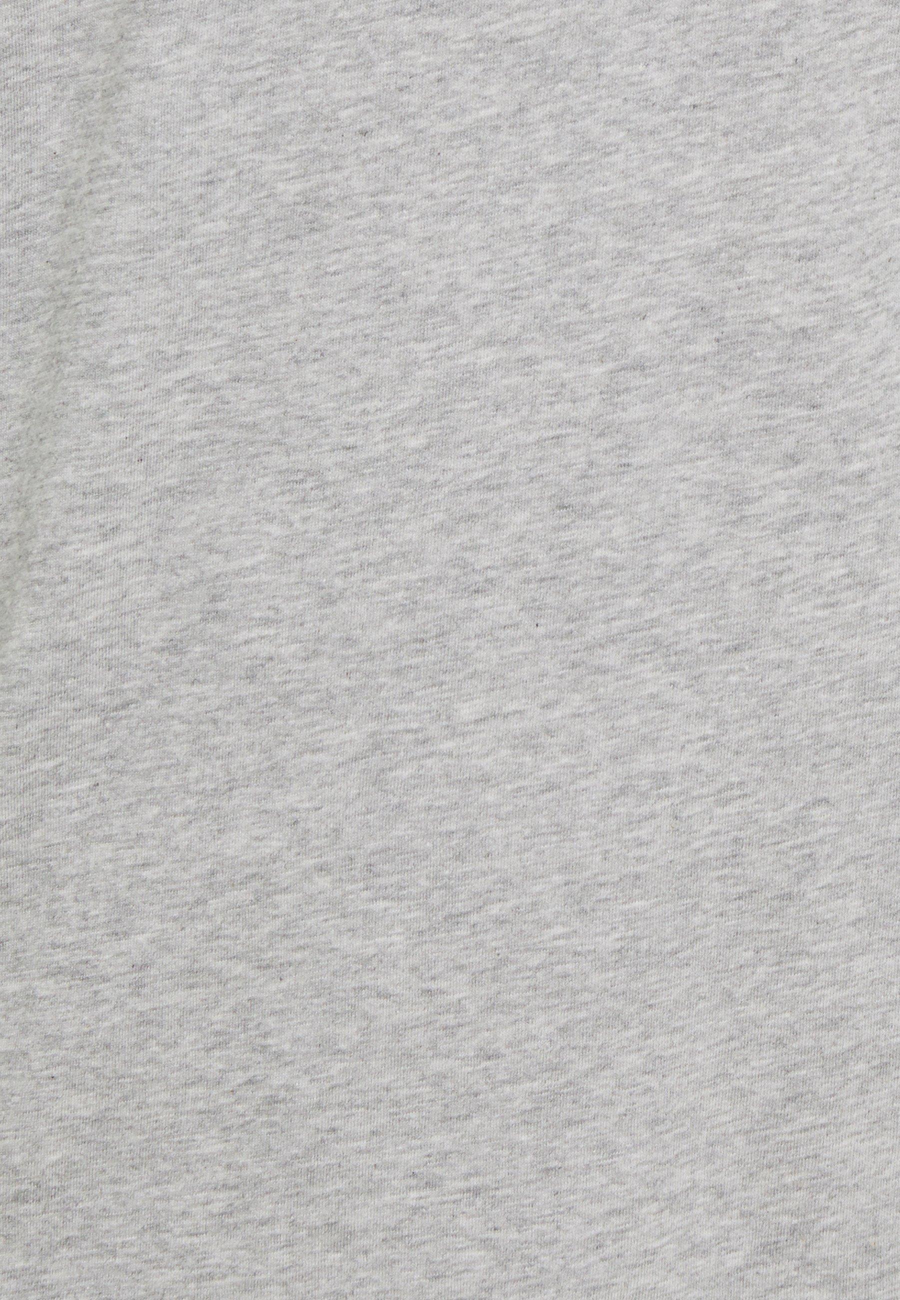 Benetton BASIC VNECK - Basic T-shirt - light grey wLq6I