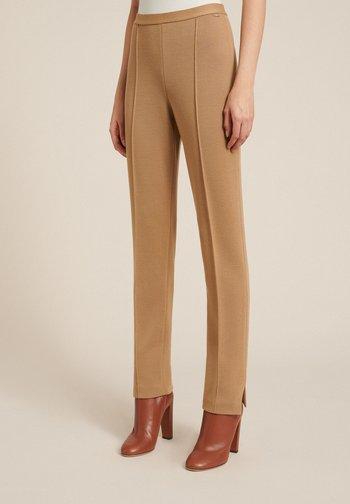 MINUENDO      J - Trousers - cammello