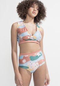 boochen - ENOSHIMA - Bikini top - multicolored - 1
