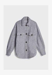 Bershka - Light jacket - light grey - 4