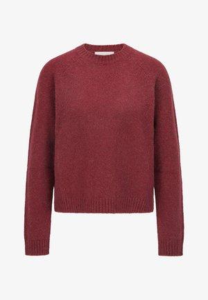 FEBISA - Pullover - dark red