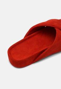 Who What Wear - ALLIE - Pantofle - orange - 5
