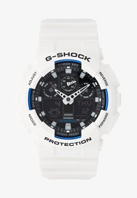 G-SHOCK - GA-100B-7AER - Chronograph watch - white - 1