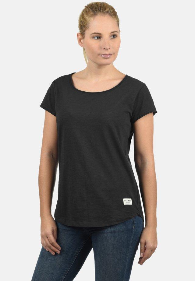 T-SHIRT LYDI - T-shirt basic - black