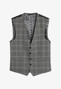 Next - Suit waistcoat - grey - 4