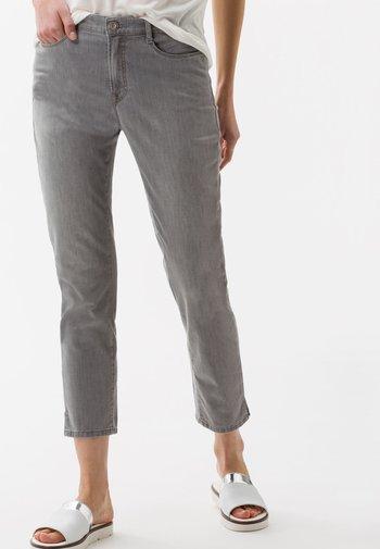 STYLE MARY  - Straight leg jeans - light grey
