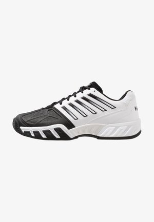 BIG SHOT LIGHT 3 - Multicourt tennis shoes - white/black