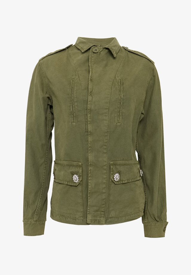 MILIT - Summer jacket - light kaki