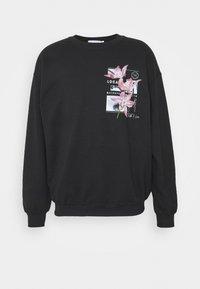 Topman - Sweatshirt - black - 3