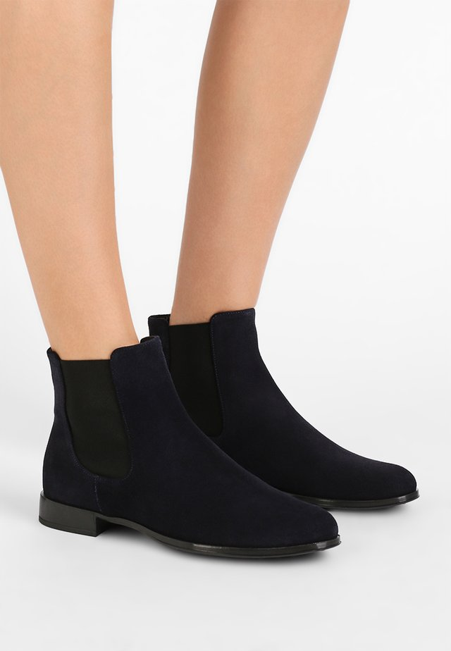 CROSTINA - Ankle boot - navy