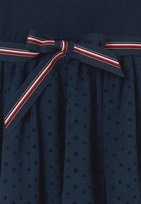 Tommy Hilfiger - COMBI - Žerzejové šaty - blue - 2