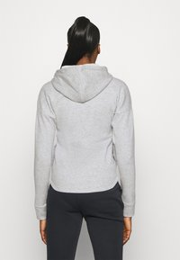 Puma - CLASSIC SUIT SET - Tracksuit - light gray heather - 3