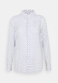 Benetton - Button-down blouse - white - 4