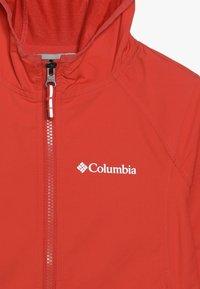 Columbia - ROCKY RANGE - Outdoorová bunda - bright poppy - 4