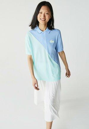 Polo shirt - bleu / turquoise